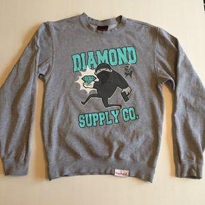 Diamond Supply Company Crewneck Sweatshirt